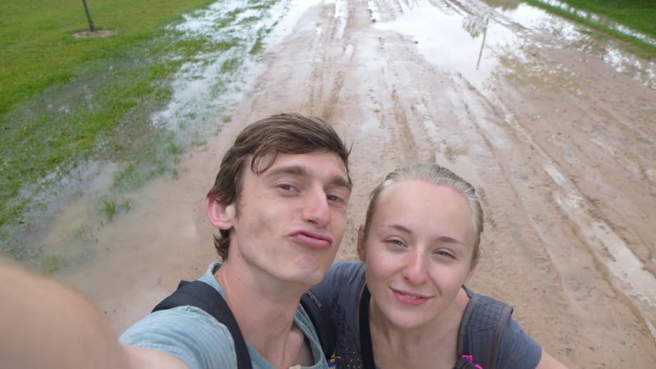 dirty selfie