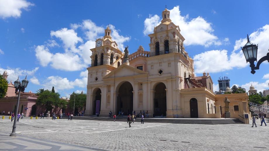 собор на главной площади