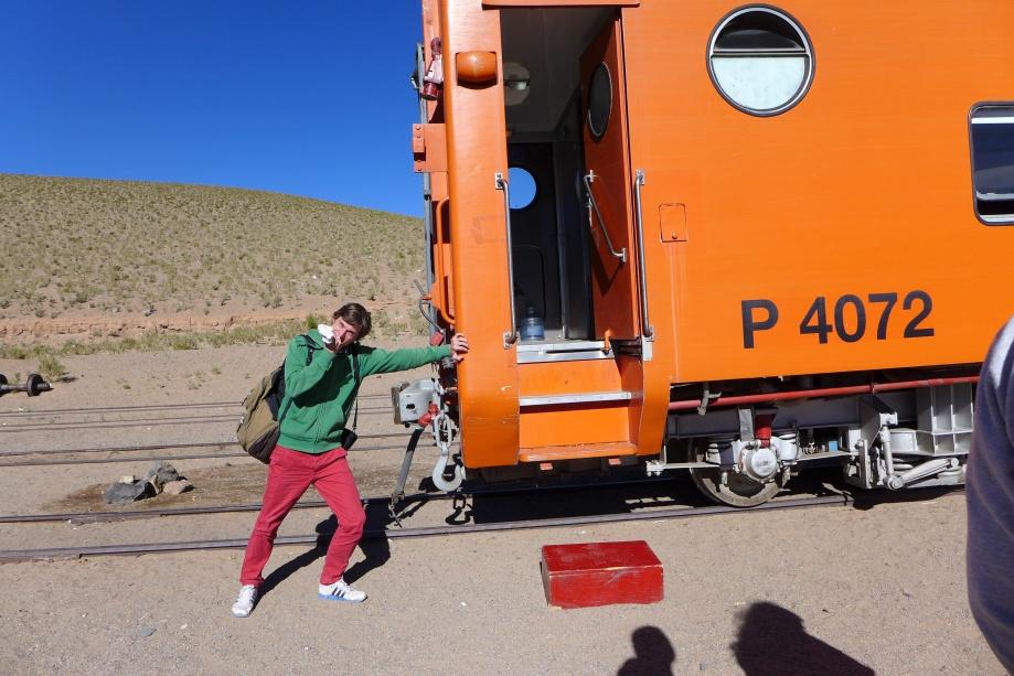 поезд на тортильевой тяге